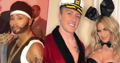 RHOA Finale Cast Halloween Costumes Pics Long