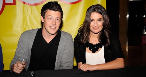 Cory Monteith Funeral Westboro Baptists Tweets Lea Michelle