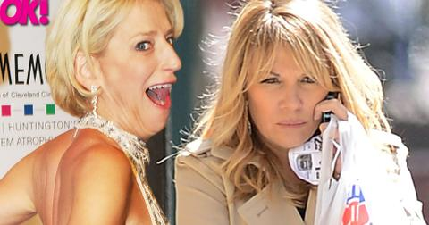 ramona singer kicked out of party nasty behavior