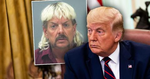 [Joe Exotic] Asks [President Trump] For Pardon After He Was Sexually Assaulted