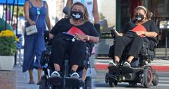 //abby lee miller dance moms wheelchair