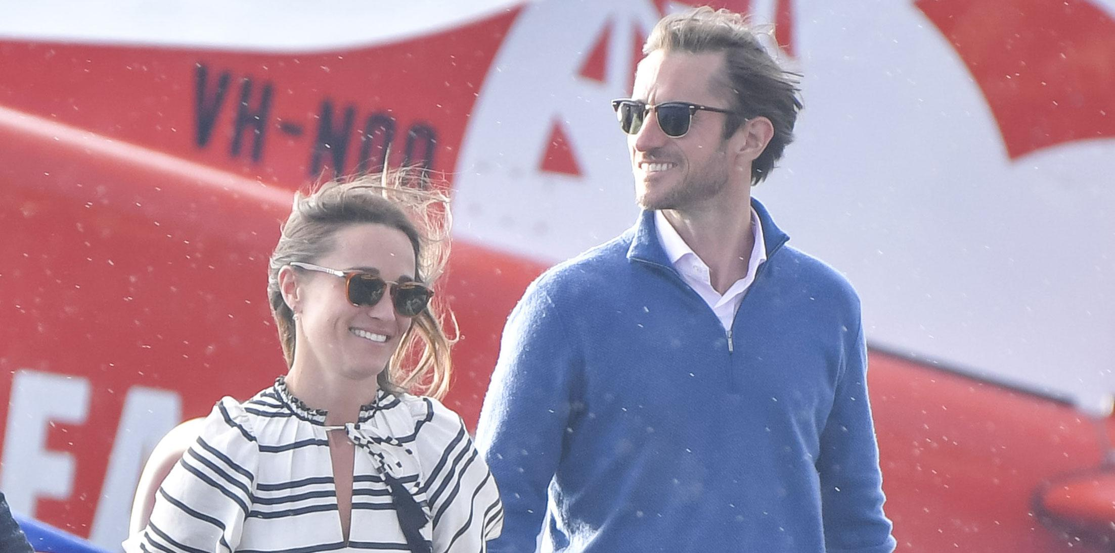 Pippa Middleton Honeymoon James Matthews Photos Long