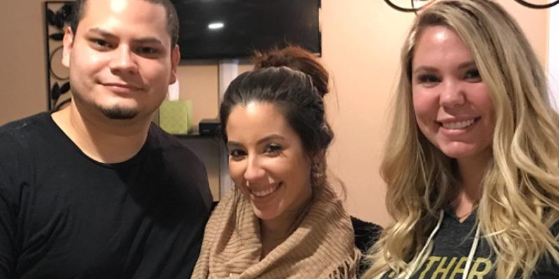 Kailyn lowry vee torres relationship fighting jo rivera