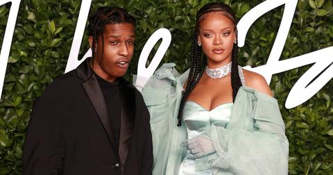 A$AP Rocky And Rihanna