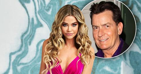 Charlie Sheen Praises Ex-Wife Denise Richards For Quitting 'RHOBH'