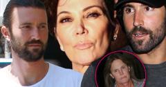 Kris jenner blocks brody brandon jenner transition special