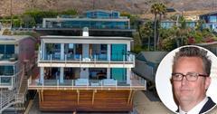 //mattew perry lists malibu beach house pf
