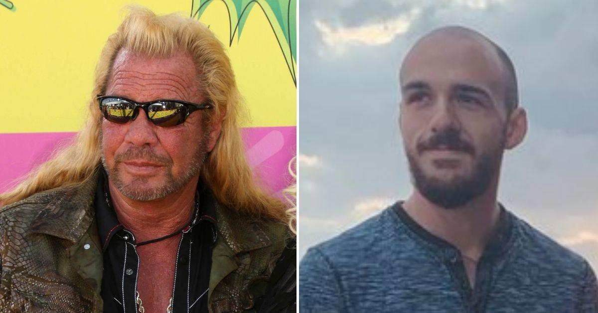 duane dog the bounty hunter chapman returns to colorado injury still invested brian laundrie hunt