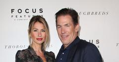 Ashley Jacobs And Thomas Ravenel On Red Carpet