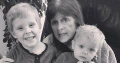 Mary Duggar Poses With Grandkids