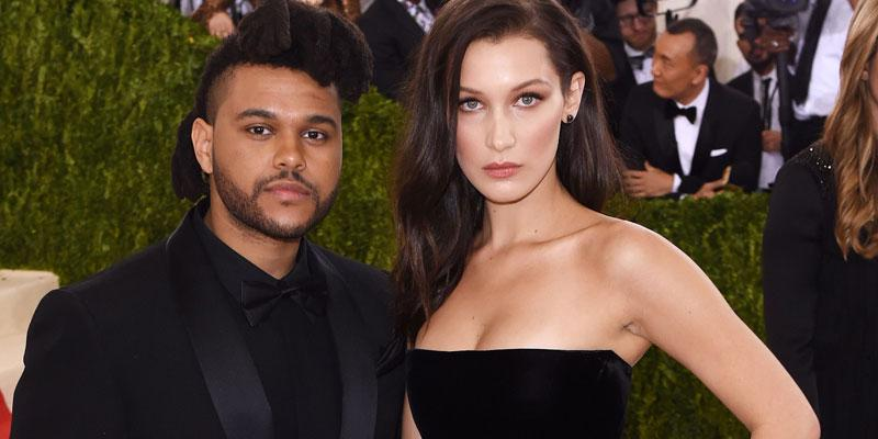 Bella Hadid The Weeknd Met Gala Back Together After Split