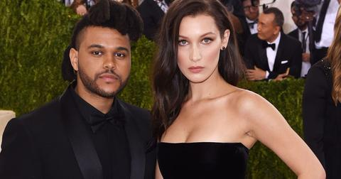 Bella Hadid The Weeknd Met Gala Back Together After Split