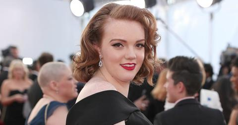Shannon Purser Stranger Things Barb Depression Long