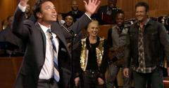 Jimmy Fallon Burn tonight show lip sync