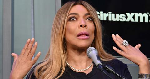 Wendy Williams Cries Discussing Ex Kevin Hunter