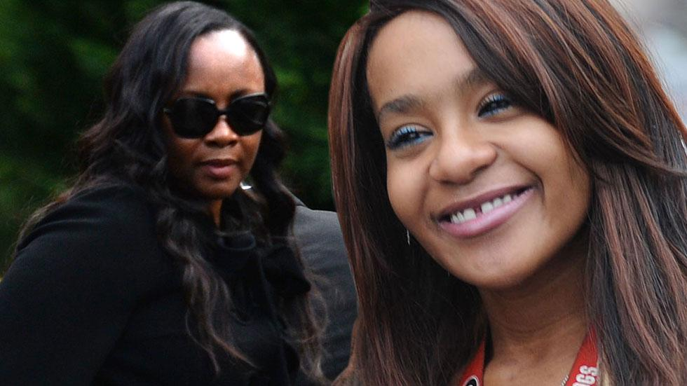 Bobbi kristina browns death beinf used pat houston