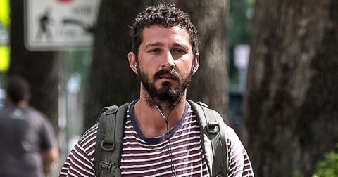 Shia LaBeouf Arrest Racist Comments Photos Long