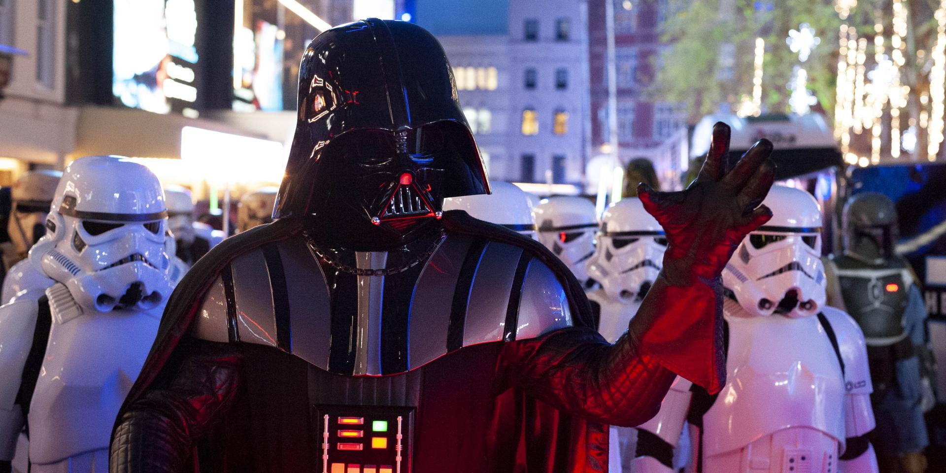 Star Wars The Rise of Skywalker Film Premiere London