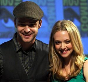 Extra SciTechSpace: Justin Timberlake and Amanda Seyfried