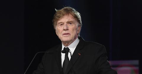 Robert Redford at the 18th Marrakech International Film Festival