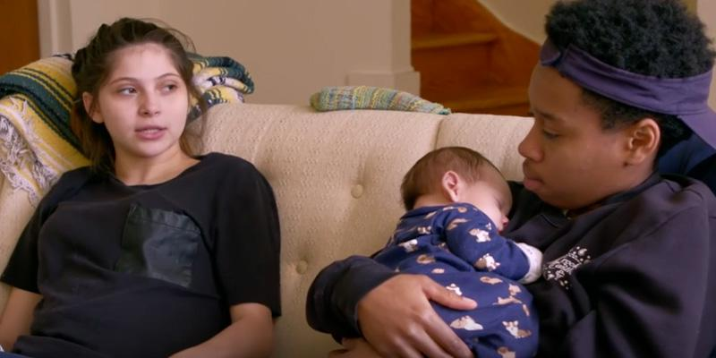 Young and pregnant clip sneak peek briana son