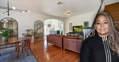 Raven-Symoné Buys East Hollywood Townhouse