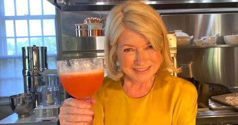 Martha Stewart receives 14 proposals after selfie post