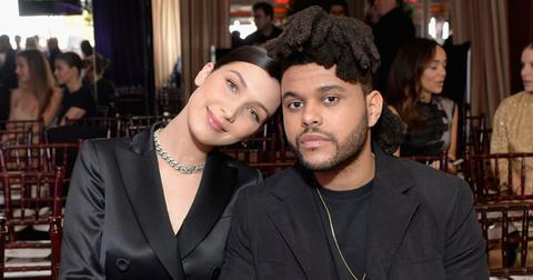 weeknd bella hadid back together pp