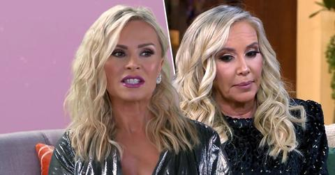 Tamra Judge Confirms She Is Not Longer Friends With Shannon Beador