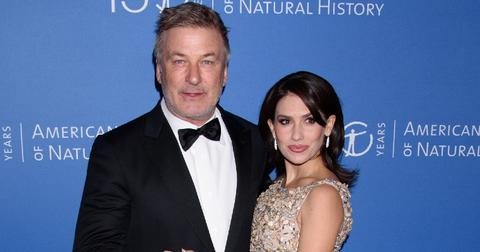 Alec and Hilaria Baldwin at American Museum of Natural History 2019 Museum Gala