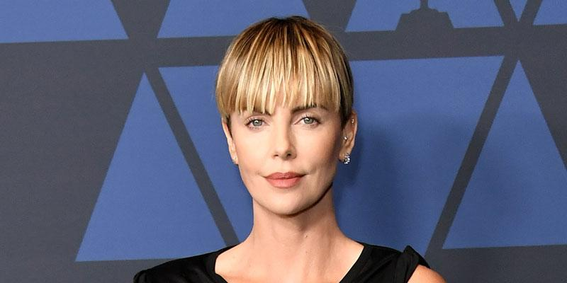 Charlize Theron Mom PP