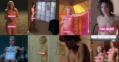 Celebrities full frontal nude scenes ok long