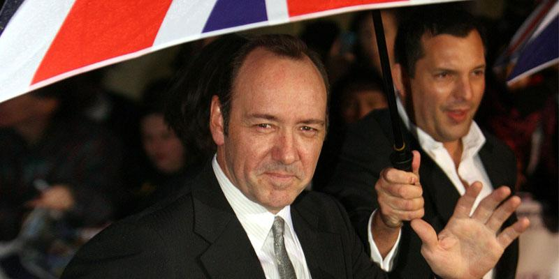 Kevin Spacey Flees To London After Anthony Rapp Sues Actor For Underage Sexual Assault
