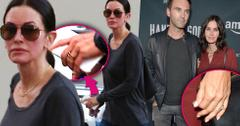 Courteney cox johnny mcdaid breakup engagement ring