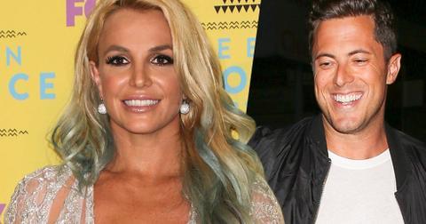 Britney spears boyfriend harry morton scandals