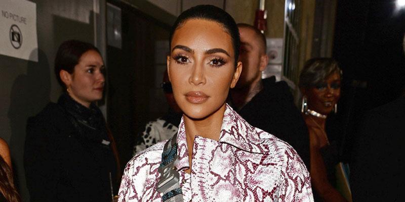Kim Kardashian, Bella Hadid & More Dazzle At The Dior Men's Show