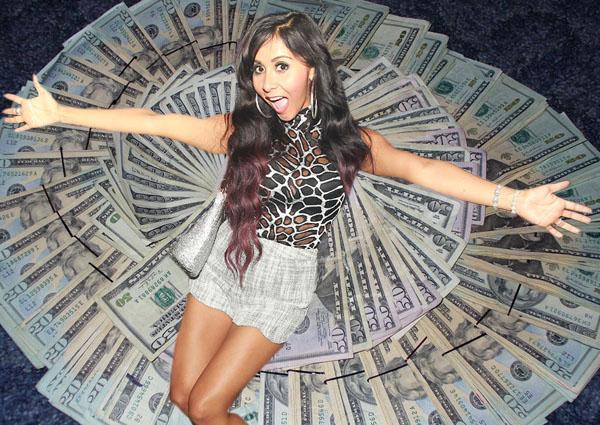 Snooki net worth earnings 1
