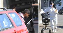 usher and girlfriend spotted with newborn baby