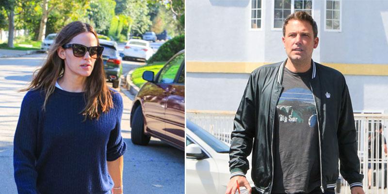 Jennifer Garner intervention Ben Affleck rehab