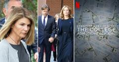 netflix documentary operation varsity blues college admissions scandal lori loughlin felicity huffman prison pf