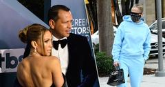 Jennifer Lopez Alex Rodriguez split with JLo hand in pocket