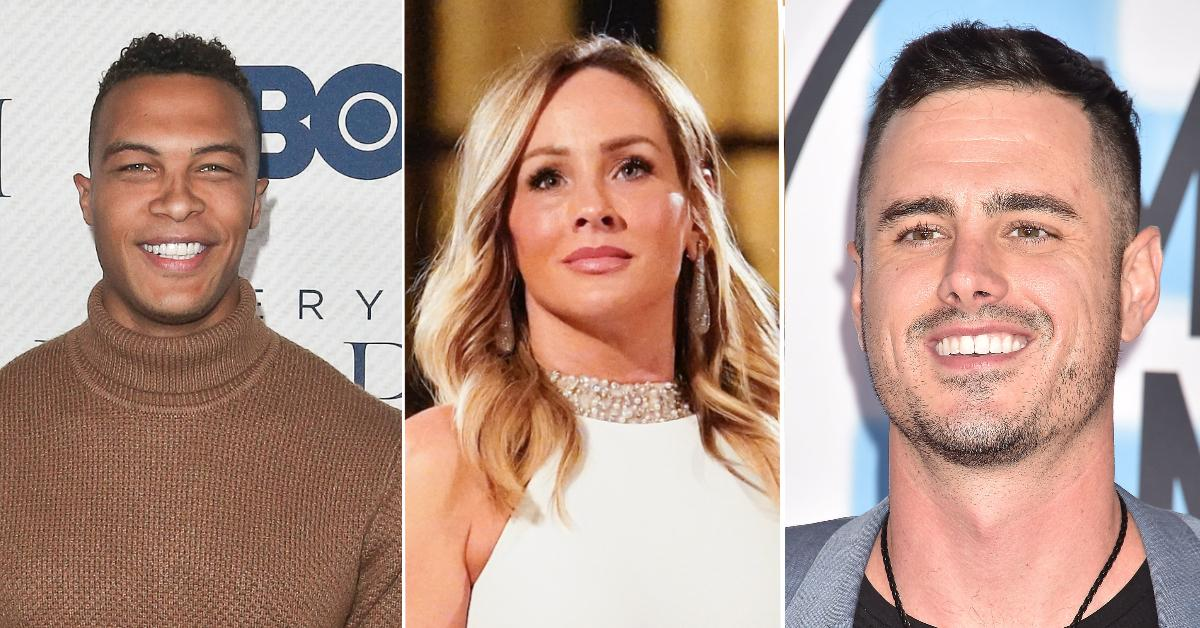 Former Bachelor Weighs In: Ben Higgins Thinks Clare Crawley Missed Out On A 'Good Opportunity' By Ditching The Show For Dale Moss