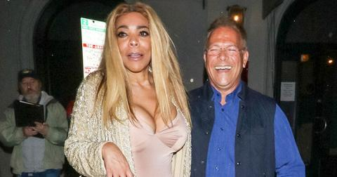 wendy williams mystery man
