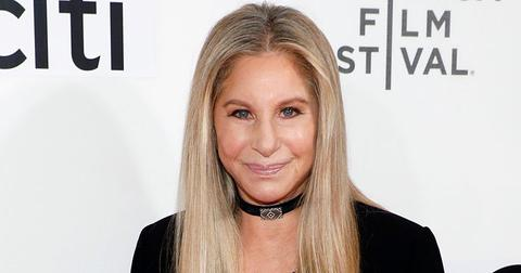 Barbara Streisand Still Doesn't Like Performing After Stage Fright