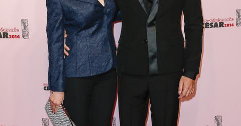 Scarlett Johansson at the 39th Cesar Films Awards 2014