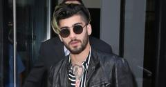 Zayn Malik out and about in NYC