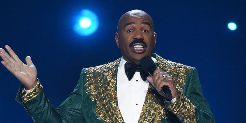 Steve Harvey Miss Universe 2019 PP