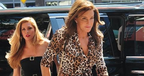 Caitlyn jenner falling in love candis cayne