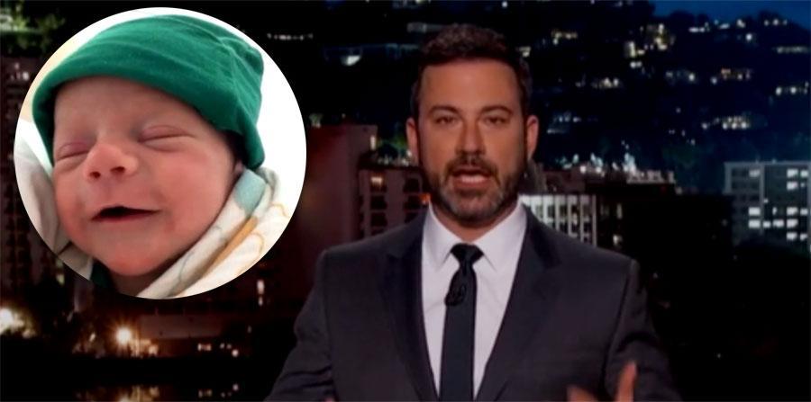 Jimmy kimmel shares video son after heart surgery