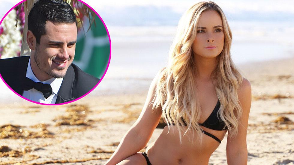 Amanda stanton bikini the bachelor 00